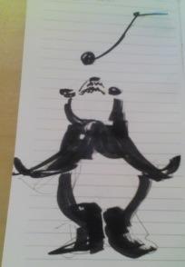 Pandasode