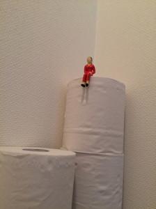 Toiletpapertower