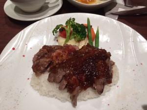 Steakedon